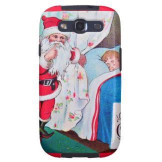 vintage-santa-christmas-post-cards-0026 galaxy SIII cases