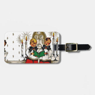 vintage-santa-christmas-post-cards-0029 luggage tag