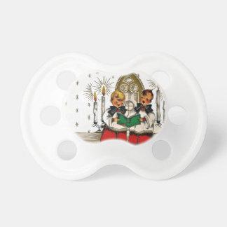 vintage-santa-christmas-post-cards-0029 pacifiers