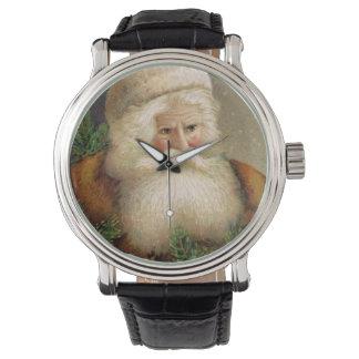 Vintage Santa Claus 11 Watch