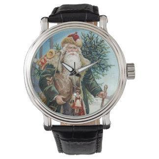Vintage Santa Claus 6 Watch