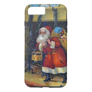 Vintage Santa Claus Christmas iPhone 7 Plus Case