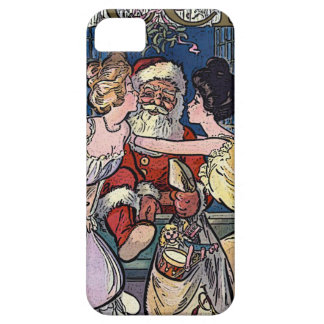 Vintage Santa Claus iPhone 5 Cover