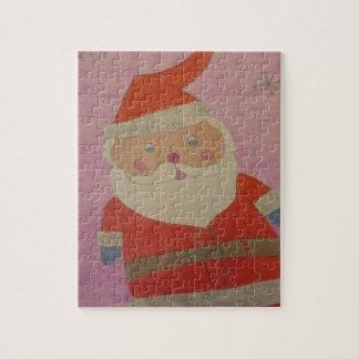 Vintage Santa Claus Jigsaw Puzzle