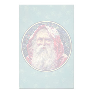 Vintage Santa Claus Stationery