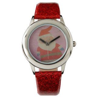 Vintage Santa Claus Watch