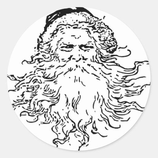 Beard outline - photo#55