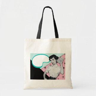 Vintage Sassy Secretary Bag