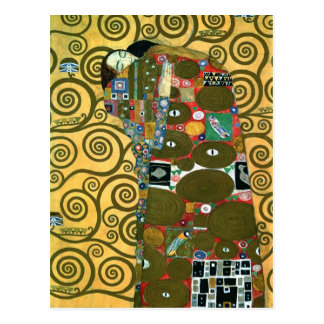 Vintage Save the Date, Fulfillment by Klimt Postcard