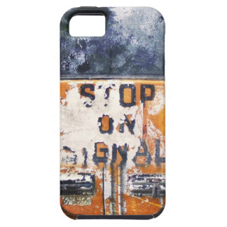 Vintage school bus iPhone 5 case
