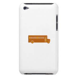Vintage School Bus Side Retro iPod Touch Covers