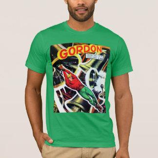 Vintage Sci-Fi Comic Book T-Shirt