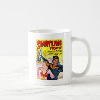 Vintage Sci Fi Comic - Children of the Sun Coffee Mug