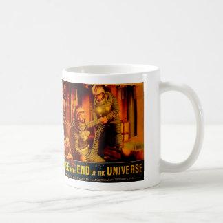 Vintage Sci-Fi Lobby Card Classic White Coffee Mug