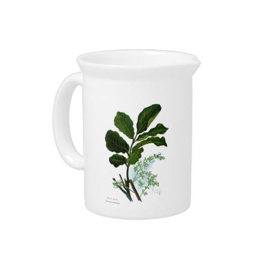 Vintage Science NZ Flowers - Kohe Kohe Beverage Pitchers