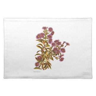 Vintage Science NZ Flowers - Olearia semidentata Placemat