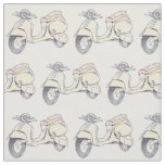 Vintage Scooter Fabric