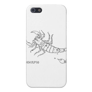 Vintage Scorpio Cover For iPhone 5/5S