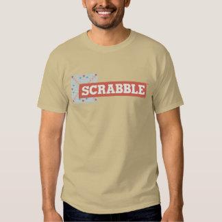 Vintage Scrabble Logo Tshirts