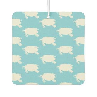 Vintage Sea Turtle Pattern Air Freshener