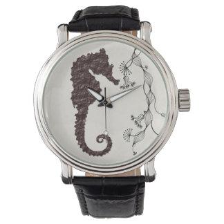 vintage seahorse watches