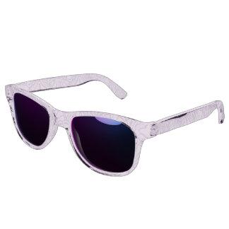 Vintage Seashells Lavender Purple Sunglasses