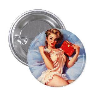 Vintage Secret Diary Gil Elvgren Pin Up Girl
