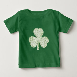Vintage Shamrock Baby T-Shirt