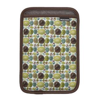Vintage Shells iPad Mini Sleeve
