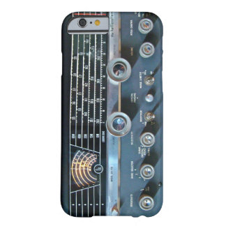 Vintage Short Wave Radio Receiver iPhone 6 Case