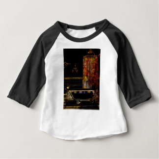 VINTAGE SHOWER BATH 1 BABY T-Shirt