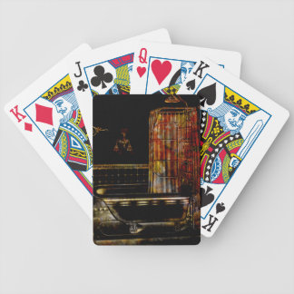 VINTAGE SHOWER BATH 1 BICYCLE PLAYING CARDS