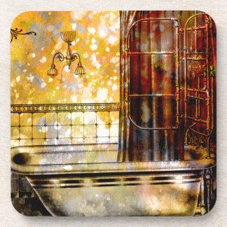 VINTAGE SHOWER BATH 2 COASTER