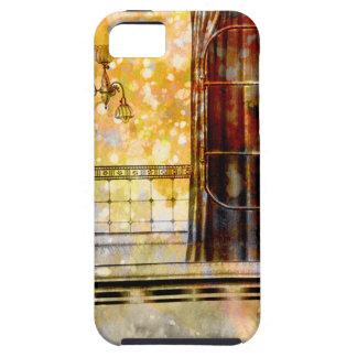 VINTAGE SHOWER BATH 2 iPhone 5 CASE