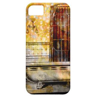 VINTAGE SHOWER BATH 2 iPhone 5 COVERS
