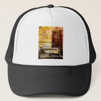 VINTAGE SHOWER BATH 2 TRUCKER HAT