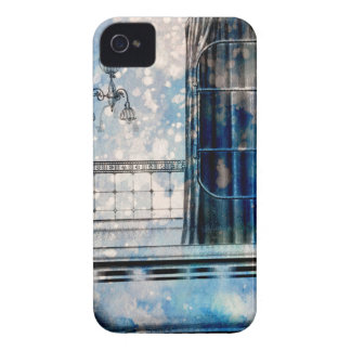 VINTAGE SHOWER BATH 3 Case-Mate iPhone 4 CASE