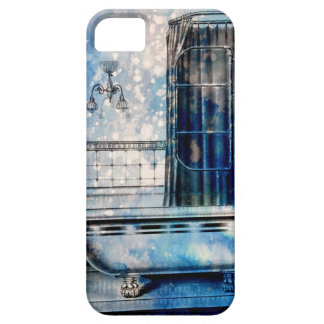 VINTAGE SHOWER BATH 3 iPhone 5 COVER