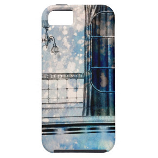 VINTAGE SHOWER BATH 3 iPhone 5 COVERS