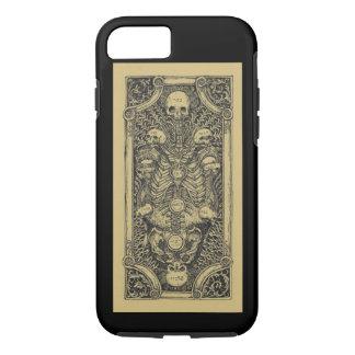 Vintage Skeleton Tree of Life Occult iPhone 8/7 Case