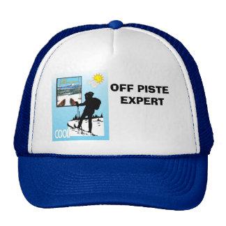Vintage Ski Poster,  Ski Bretton Woods Trucker Hat