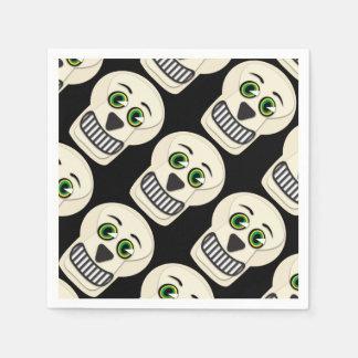 Vintage Skull Napkins