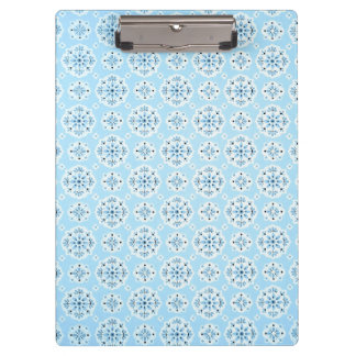 Vintage Sky Blue Clipboard