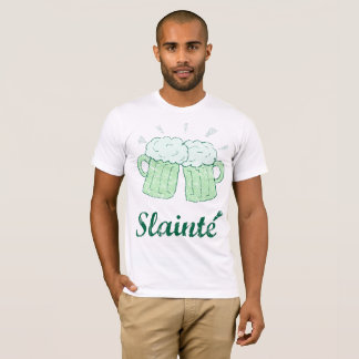 Vintage slainte beer mugs Shirt