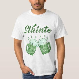 Vintage Slainte beer mugs T-Shirt