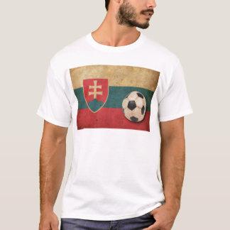 Vintage Slovakia Football T-Shirt