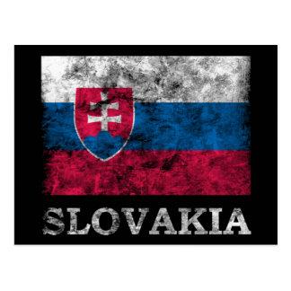 Vintage Slovakia Postcard