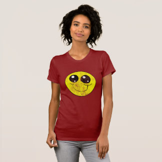 Vintage Smiley Face Shirt
