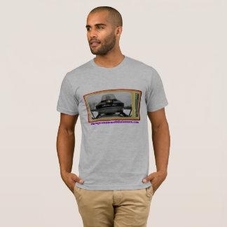 Vintage Snowmobile Lovers 1972 Arctic Cat Mug T-Shirt