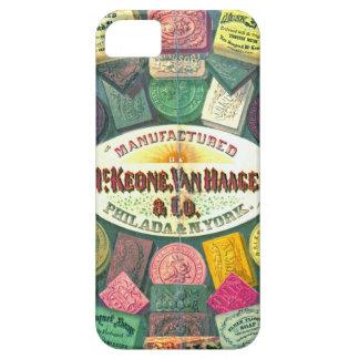 Vintage Soap Ad 1865 iPhone 5 Case